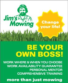 Jim's Mowing - Change your Life